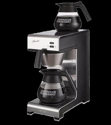 Автоматичні та фільтраційні кавоварки - Bravilor Bonamat Mondo