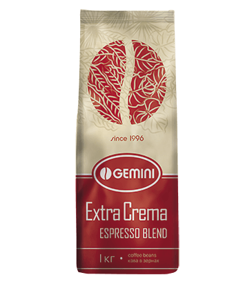 Кофе в зернах Extra Crema, 1 кг