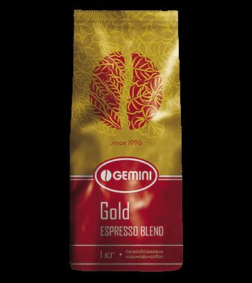 Кофе в зернах Gold, 1 кг