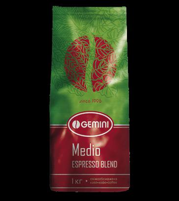 Кофе в зернах Medio, 1 кг