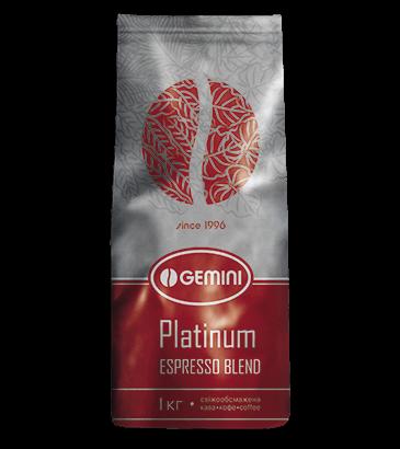 Кофе в зернах Platinum, 1 кг