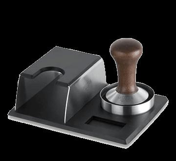 Інвентар для бариста - Підставка в наборі (темпер + підставка)