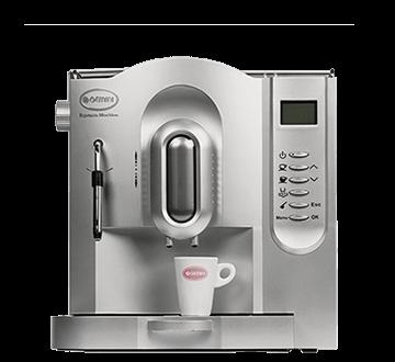 Автоматичні та фільтраційні кавоварки - GEM 707