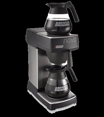 Автоматичні та фільтраційні кавоварки - Bravilor Bonamat Novo