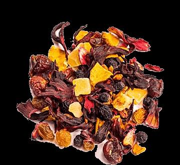 Фруктовый чай Crazy Fruit | Наглый фрукт