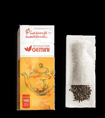 Фильтр-пакеты для чайника, Gemini