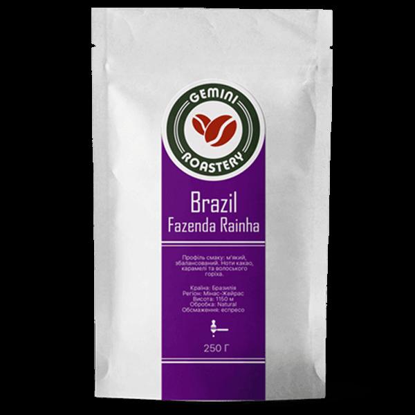 Моносорт арадики Бразилия Brasil Fazenda Rainha