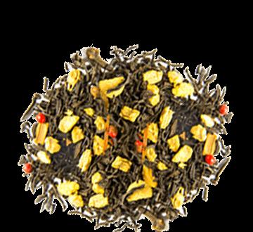 Чорний чай - Ginger Grog | Імбирний грог