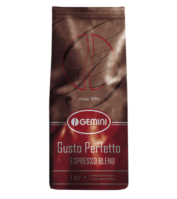 Кава в зернах Gusto Perfetto, 1 кг