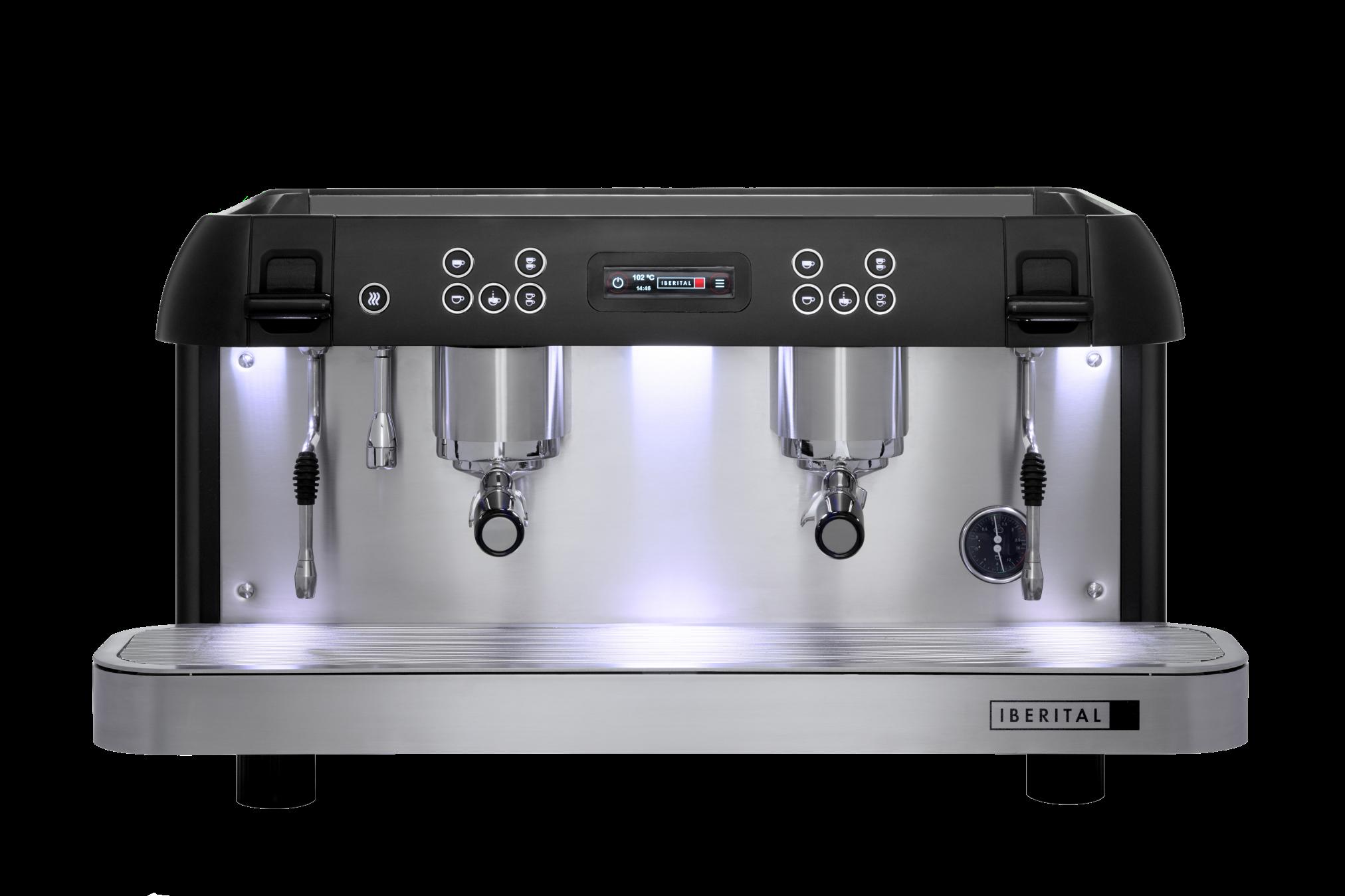 Професійні кавоварки та кавомолки - Iberital Expression Pro