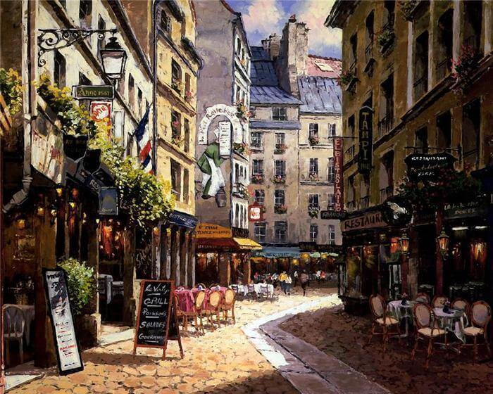 Кофе в Франции