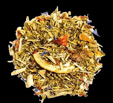 Травяной чай Matte Blues | Мате Блюз