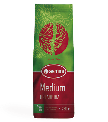 Молотый кофе Medium, 250 г
