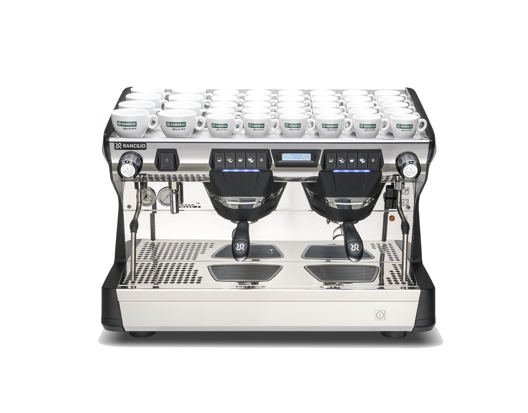 Професійні кавоварки та кавомолки - Rancilio Classe 7