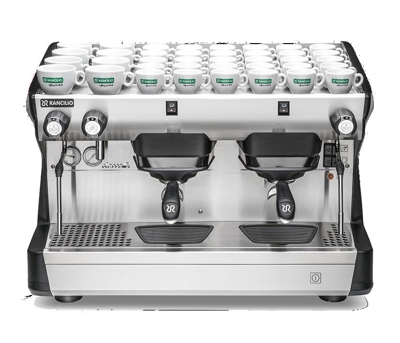 Професійні кавоварки та кавомолки - Rancilio Classe 5