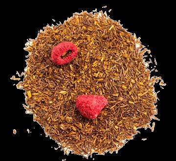 Травяной чай Rooibos Raspberry | Ройбуш малина