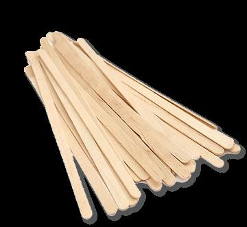 Стики для сахара и деревянные мешалки - Деревянные мешалки