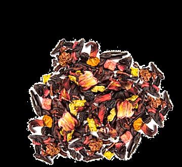 Фруктовый чай Berry Cocktail | Ягодный Коктейль