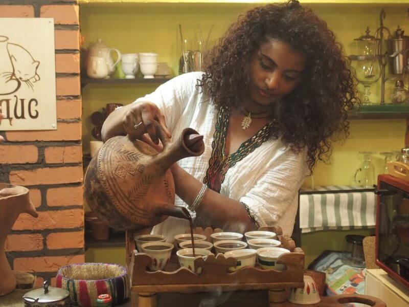 Кофе по эфиопски