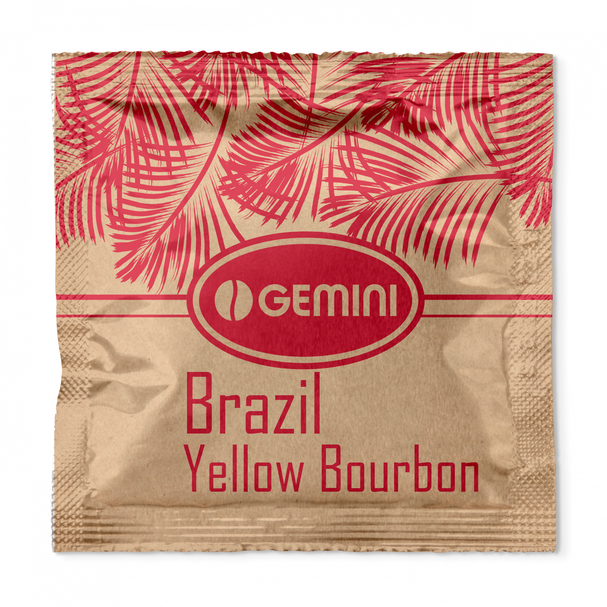 Кофе в чалдах / капсулах - Чалда Brazil Yellow Bourbon