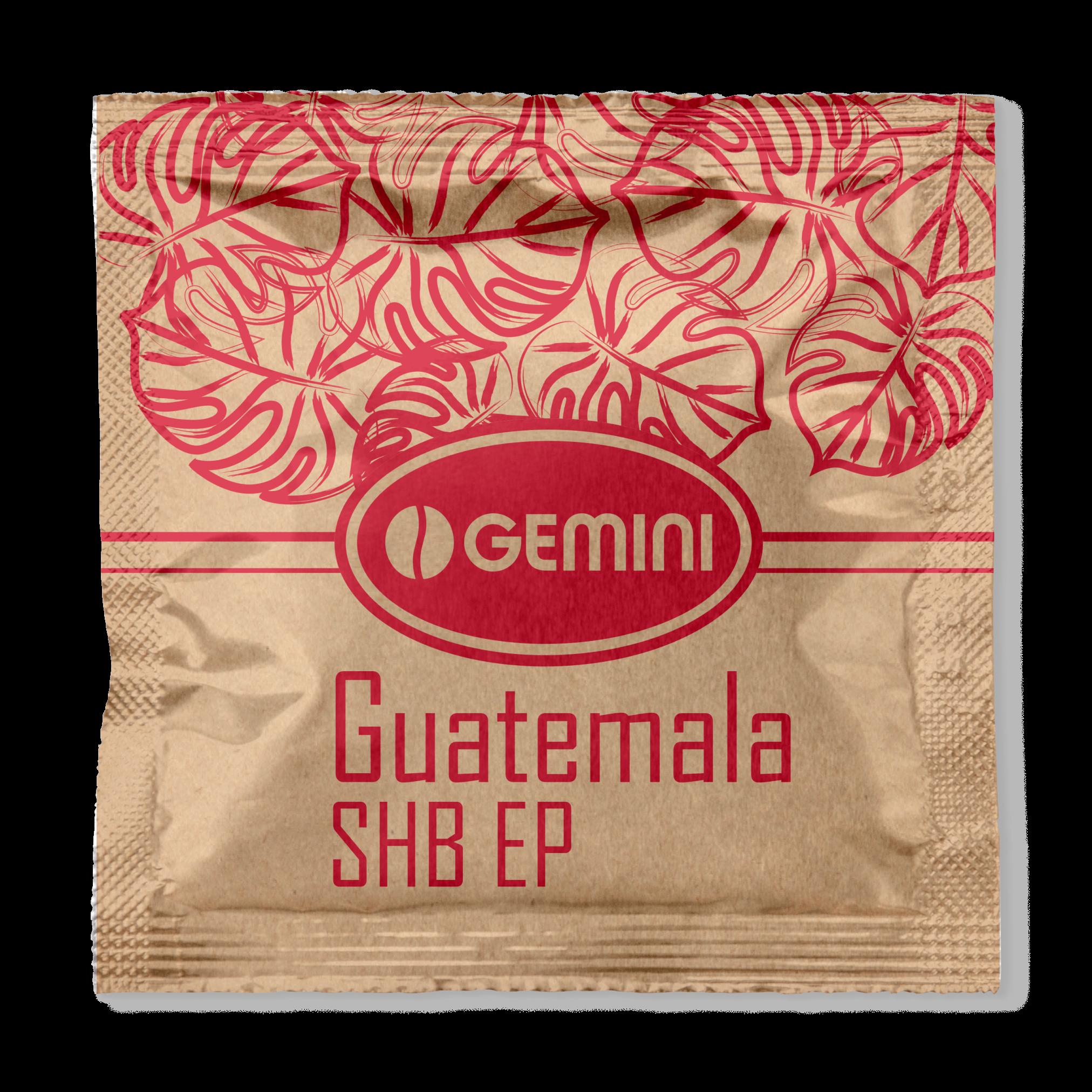Кава в чалдах / капсулах - Чалда Guatemala SHB EP