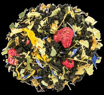 Черный чай - Honey Linden | Медовая липа