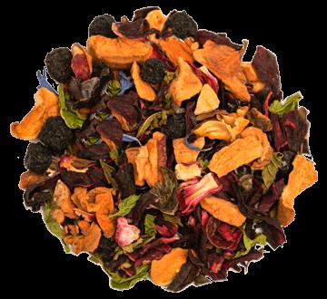 Чай - Minty Mallow | Мальва з листям м'яти