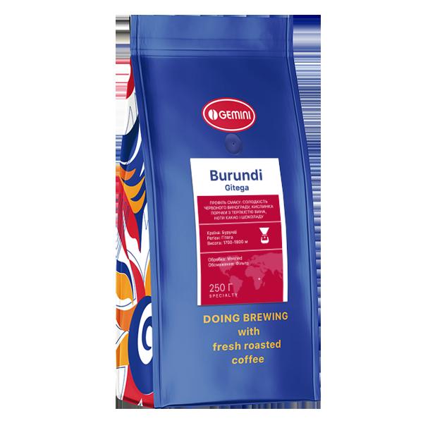 Кава - Burundi Gitega