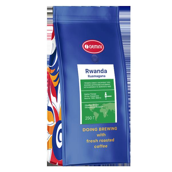 Кава - Rwanda Ruamagana