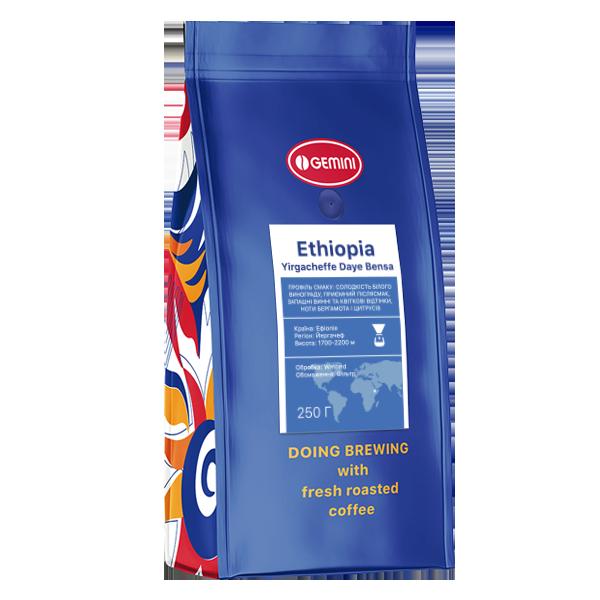 Кофе - Ethiopia Yirgacheffe Daye Bensa