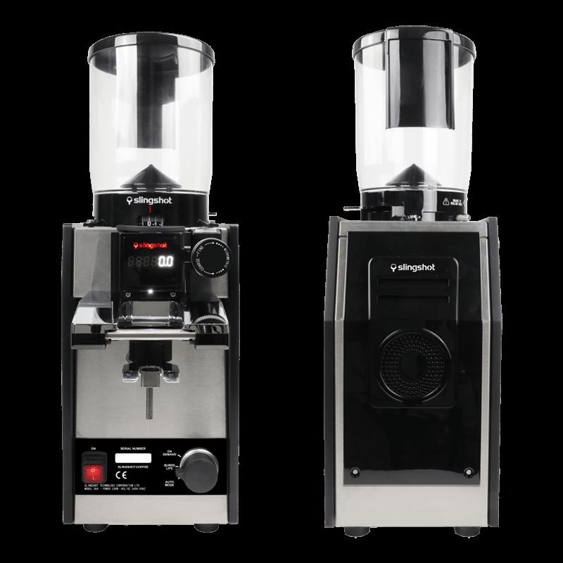 Професійні кавоварки та кавомолки - Slingshot S64/S75/C68
