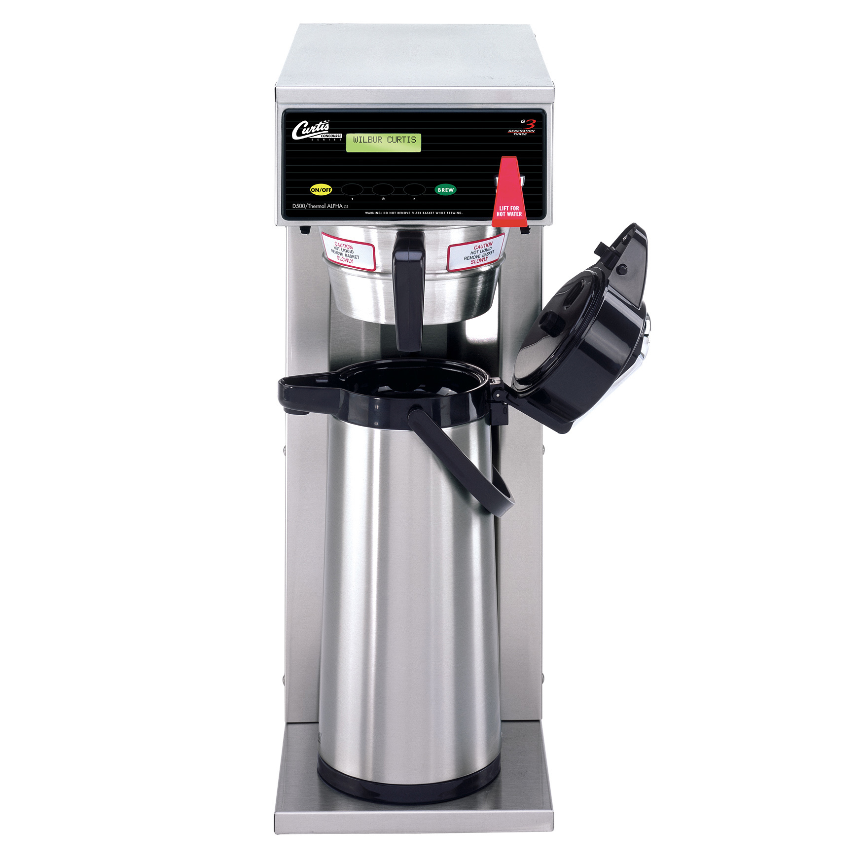 Автоматичні та фільтраційні кавоварки - G3 Airpot Brewer