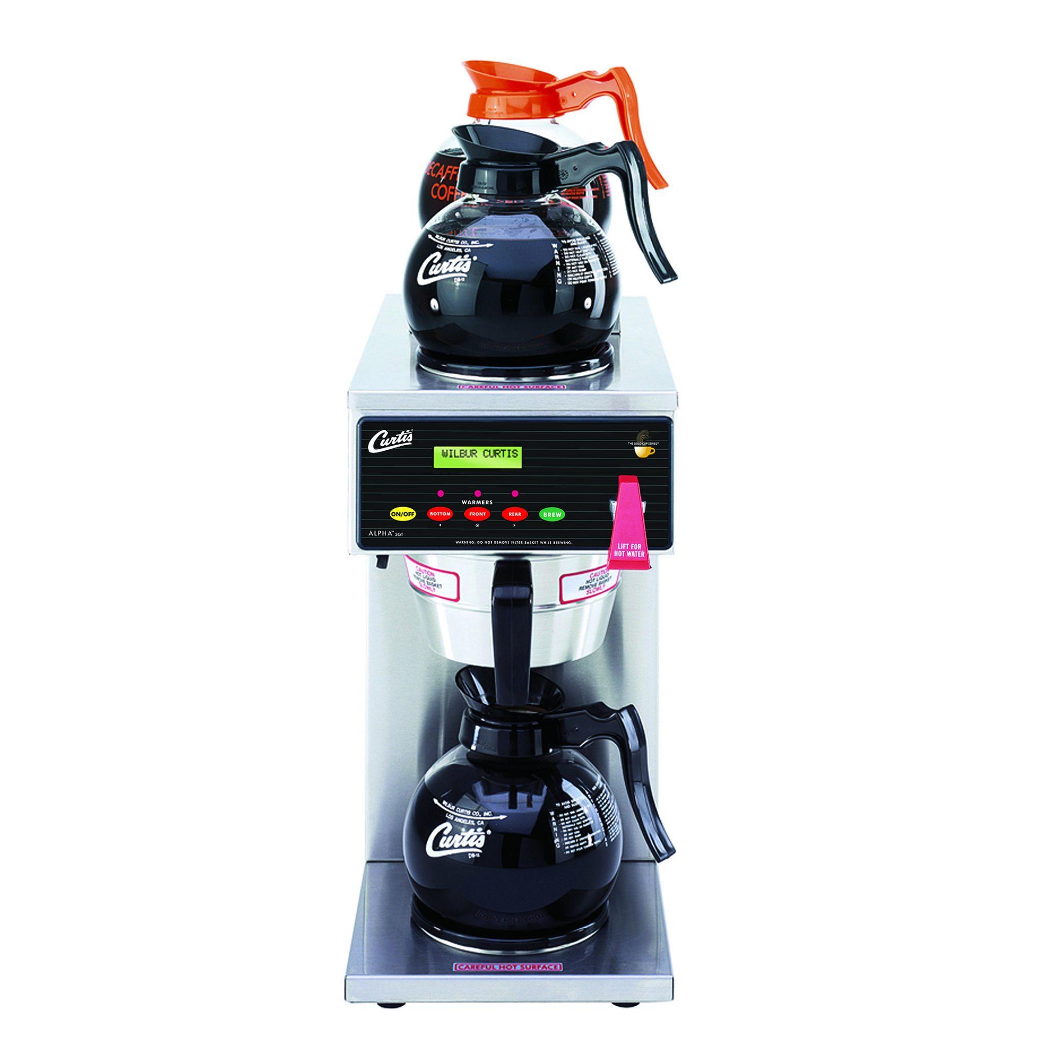 Автоматичні та фільтраційні кавоварки - Curtis G3 Alpha Decanter