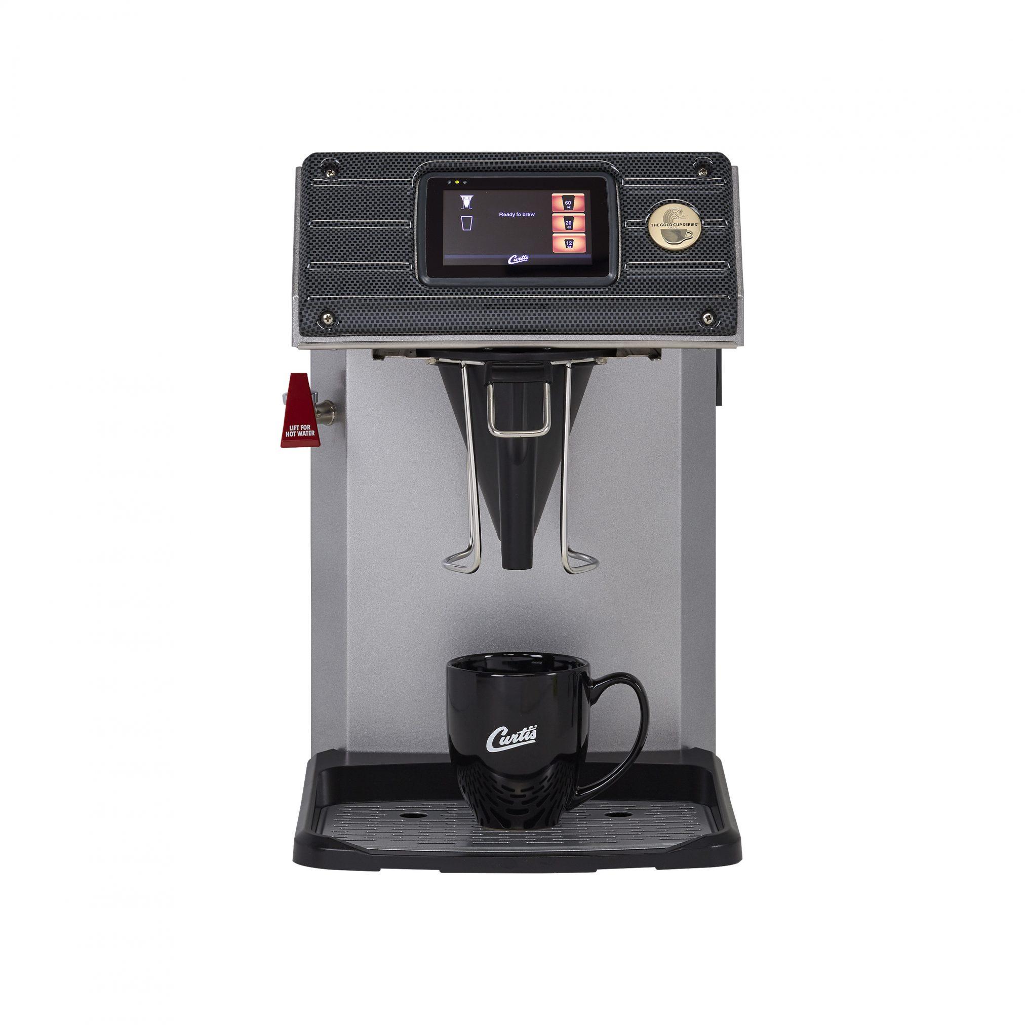 Автоматичні та фільтраційні кавоварки - G4 Gold Cup Single