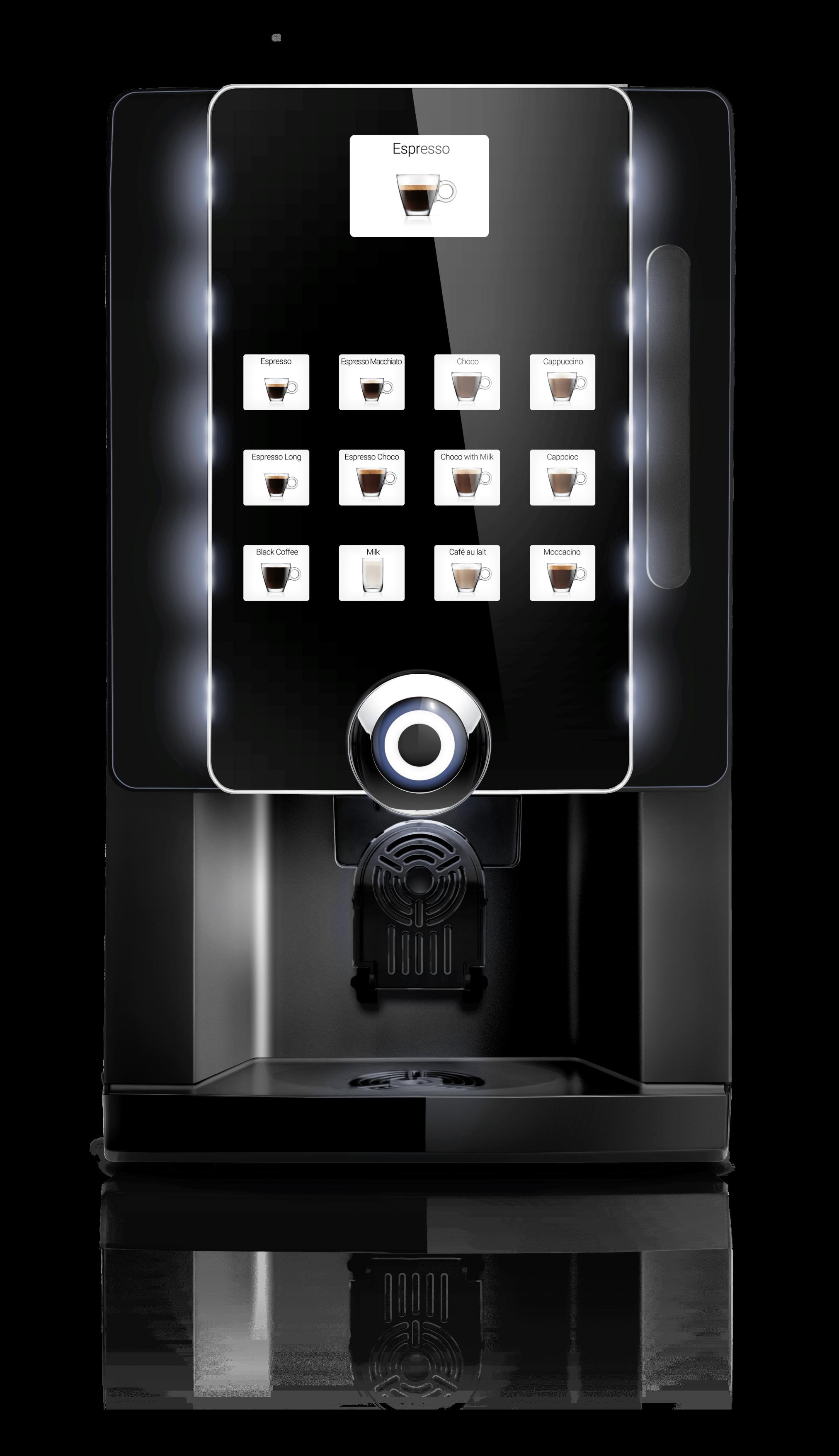 Автоматичні та фільтраційні кавоварки - Rheavendors Business Line EC