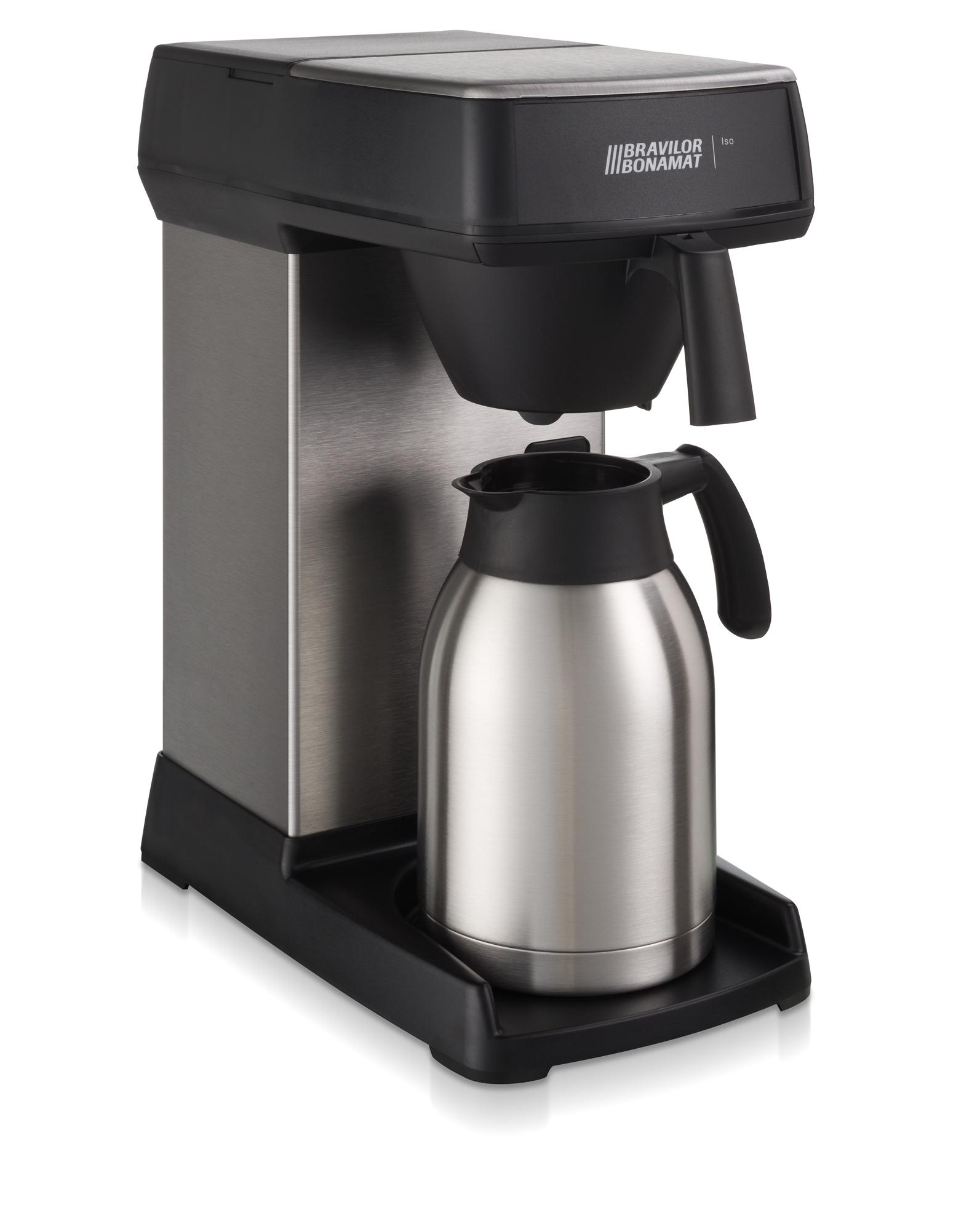 Автоматические и фильтрационные кофемашины - Bravilor Bonamat Iso