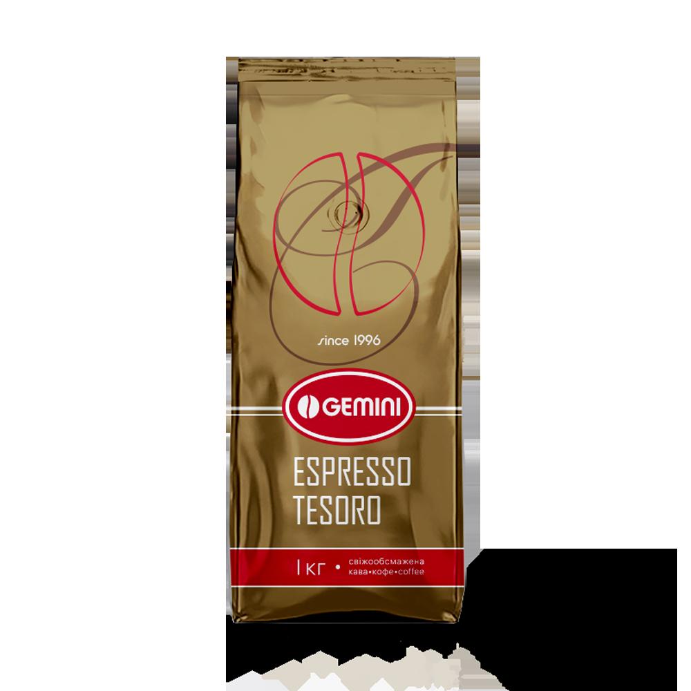 Кофе в зернах - Espresso Тesoro
