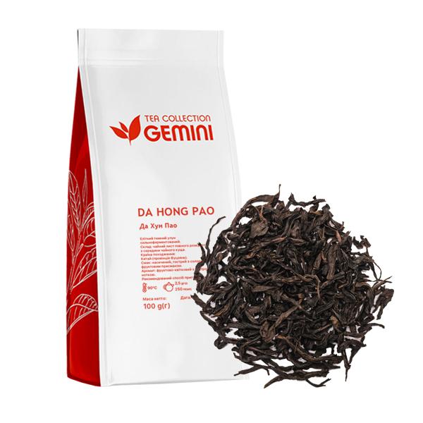 Элитный чай - Чай листовий Da Hong Pao