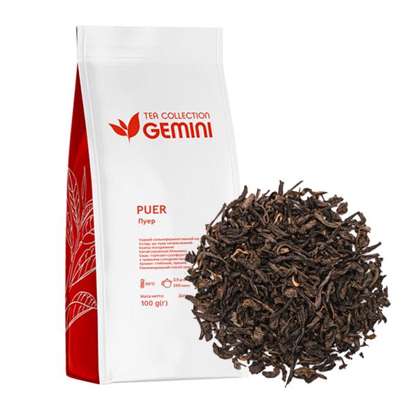 Чай - Чай листовий Puer