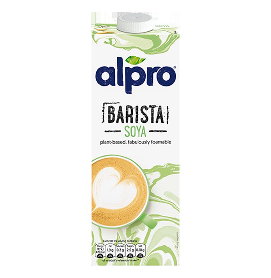 Растительное молоко - Alpro Соя 1л